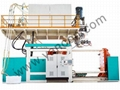 500L Plastic Storage Tank Extrusion Blowing Mold Machine