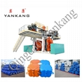 200L Double Ring Drum Plastic Tank Blow Molding Machine