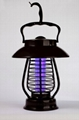 2014 Stainless Steel Solar LED Decorative Outdoor Mosquito Killer Light 5