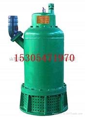 防爆合格    高效节能BQS30KW矿用隔爆排沙电泵