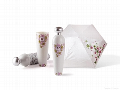 perfume bottle umbrella
