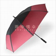 double golf umbrella
