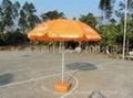 戶外防風廣告太陽傘
