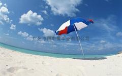 beach The sun umbrella