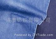 竹纖維牛仔面料