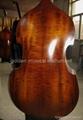 veneer double bass