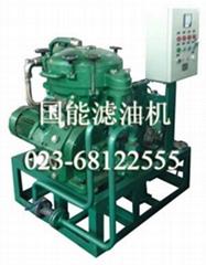 供應國能 GYD 離心式濾油機