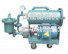 供應國能GDL手提式過濾加油機