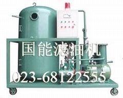 供應國能CXYJ油系統高壓沖洗濾油機