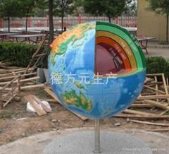地球內部構造