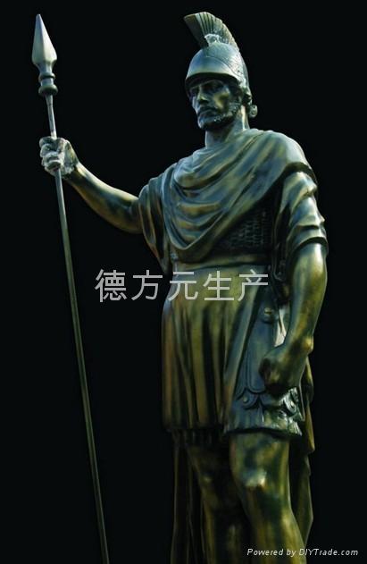 供应人物雕塑 3