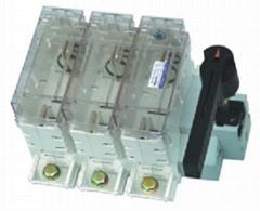 派諾電氣供應GLR-400/3熔斷器組隔離開關