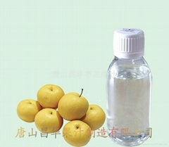 Deionized Pear Juice con