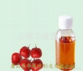 Hawthorn juice concentrate