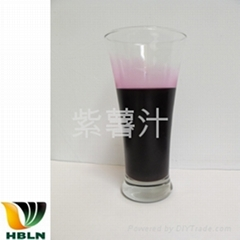 PURPLE YAM JUICE CONCENT