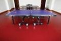 乒乓球塑膠運動地板 4