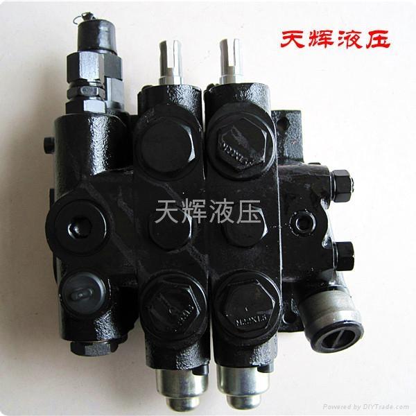 临海海宏产北京现代叉车用cda4系列多路换向阀图片