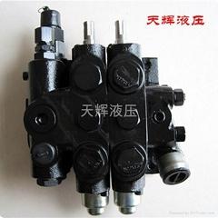 临海海宏产北京现代叉车用CDA4系列多路换向阀