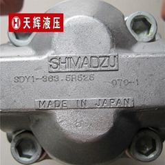 天津岛津SDY系列液压齿轮泵