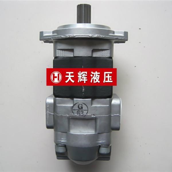 天津岛津SDY系列液压齿轮泵 4