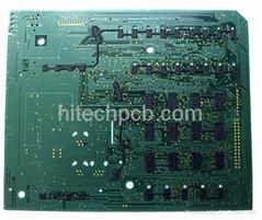 4L Multilayer printed circuit board  PWB