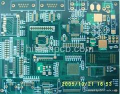 8L Multilayer PCB  HDI PCB