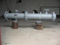 蒸汽发动机减温减压器