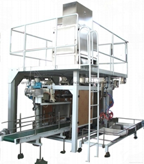 FCF-25B Automatic Bag-Given Powder Packing Line
