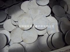 可利用帶鋼性圓片料