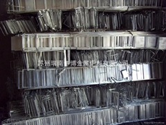 纯铝冲压性边角炉料