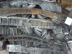 废铝冲压性边角炉料