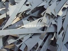 不鏽鋼邊角料回爐料