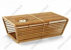 Vessel Solid Bamboo coff