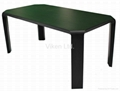 Beverly Solid Bamboo Dining Table (8261R)