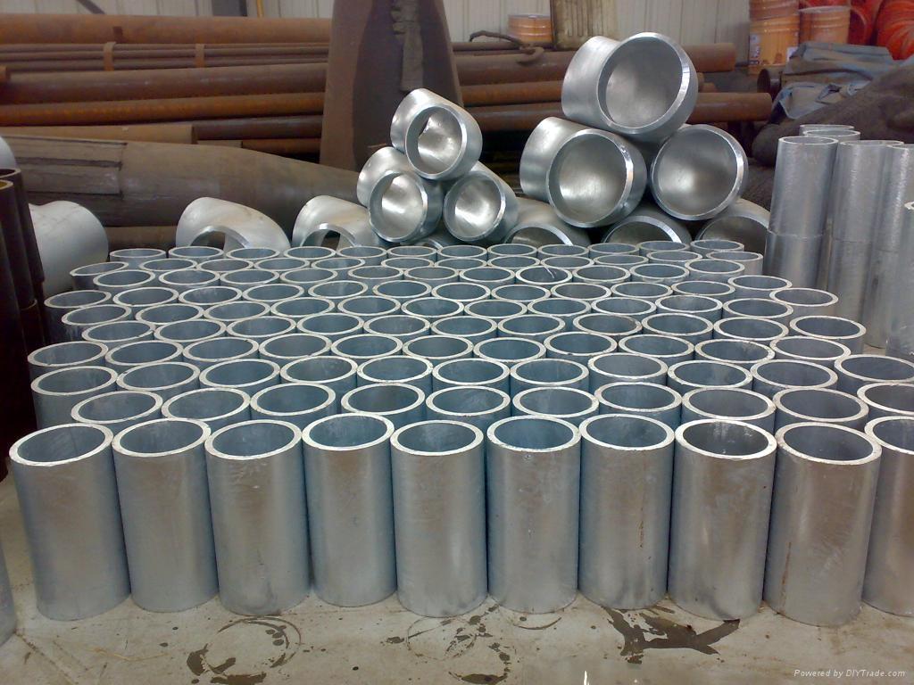 hot Galvanized  steel pipe 1