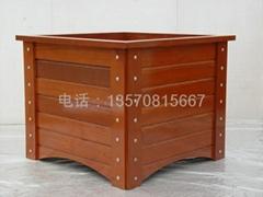 防腐木花箱花槽