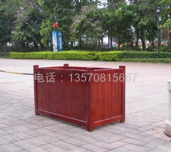 木花盆花箱 5