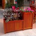 不锈钢户外木箱  4