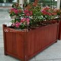 不锈钢户外木箱  5