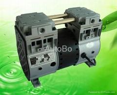 微型活塞式无油压缩机