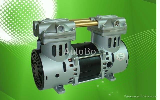 静音活塞式无油压缩机 AP-550C 1