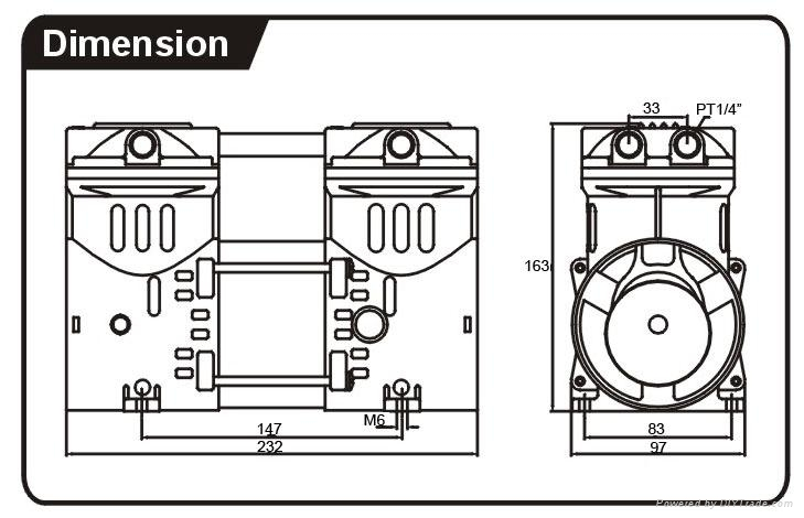 Oil-free Air Compressor 2