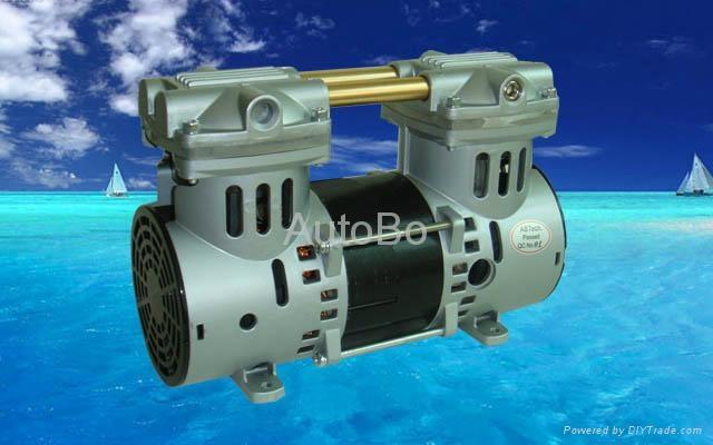 静音活塞式无油压缩机 AP-550C 5