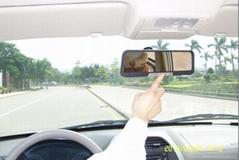 車載藍牙免提防眩目后視鏡