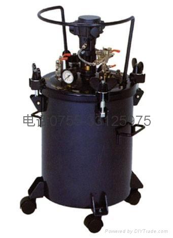 台湾20L自动型气动压力桶  1