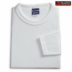 long sleeves T-shirt interlock brushed thermal set