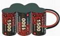 RC Car Ni-MH Battery2/31500-6V