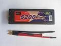 RC Li-PO Battery EP5200-50C-7.4V pack