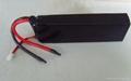 Lithium Polymer battery 2200-11.1V-25C 3