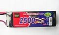 Lithium Polymer battery 2200-11.1V-25C 4